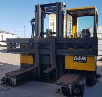 Side loading Forklift  C-LT 30F