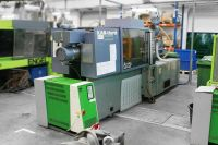 Plastics Injection Molding Machine HPM ACCESS 750/250