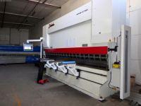 CNC hydraulický ohraňovací lis BAYKAL APHS 41160 2014-Fotografie 3