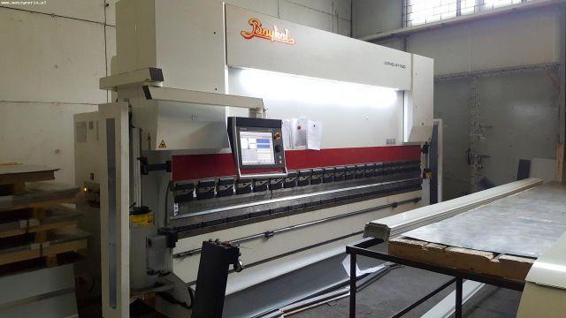CNC hydraulisk trykk brems BAYKAL APHS 41160 2014