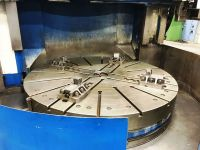 CNC Vertical Turret Lathe SCHIESS - SEDIN 1A525M-CNC 1999-Photo 2