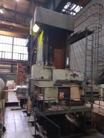 Horizontal Boring Machine ŠKODA W 200H