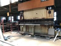 Hydraulic Press Brake Safan S K