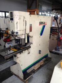 Punching Machine GEKA PUMA 80