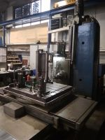 Horizontal Boring Machine TOS WH 10 NC