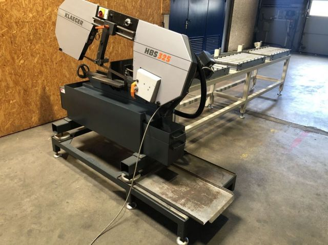 Band Saw Machine KLAEGER HBS 325 2012