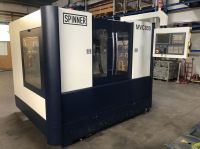 CNC Milling Machine SPINNER MVC 850