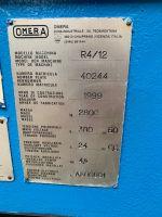 Ohýbačka betonářské oceli OMERA R4/12 1999-Fotografie 5