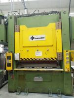 H Frame Hydraulic Press TRANEMO DPA-250-19