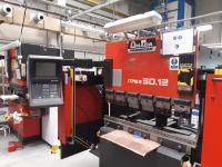 CNC prensa hidráulica AMADA ITPS 2 50-12