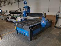Frezarka CNC Machinery sp z o. o. Ploter CNC 1325 Standard