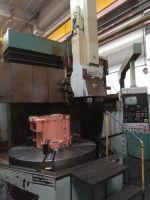 CNC Karusselldrehmaschine TOS SKIQ 20