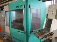 CNC vertikale maskineringssenter DMG DMU 60 T