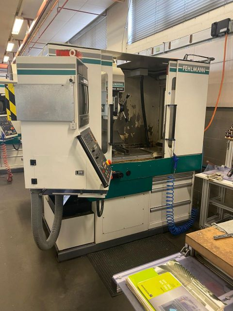 CNC Vertical Machining Center FEHLMANN Picomax P 55 1999