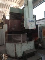 CNC Karusselldrehmaschine TOS SKQ 12