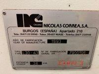 CNC Milling Machine NICOLAS CORREA L 30 43 1993-Photo 3