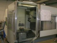 CNC horisontalt maskineringssenter DMG DMU 80 P HI-DYN