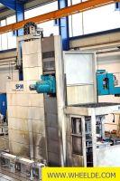 CNC 강력 선반 Milling machine SHW UniForce SHW Uniforce 6 milling machine SHW UniForce SHW Uniforce 6