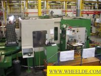 Machine de découpe plasma 3D Mazak H 1000 NC Mazak H 1000 NC