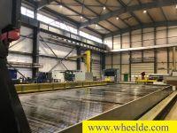 Vertical Turret Lathe Water jet tci cutting u water jet tci cutting u