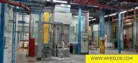 Automatische CNC draaibank Paint shop c Paint shop c