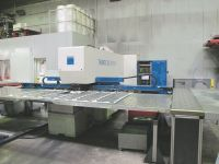 Stanzmaschine TRUMPF TC 260 Rotation