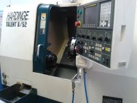 CNC Lathe HARDINGE Talent 8/52 2006-Photo 2
