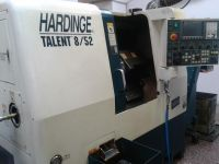 CNC-Drehmaschine HARDINGE Talent 8/52