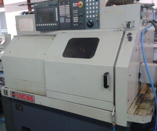 Torno automático CNC LICO LNC 65 2007