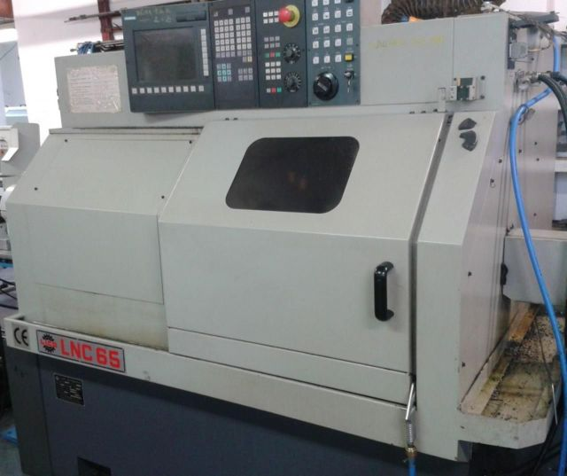 CNC automatisk svarv LICO LNC 65 2007