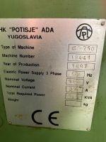 Универсальный токарный станок POTISJE USA 250 1997-Фото 3