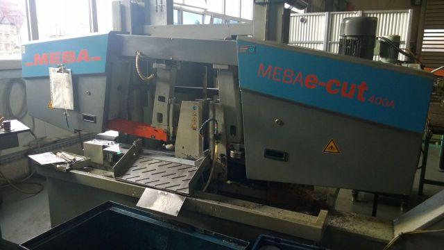 Bandzaagmachine MEBA e-cut 400A 2013
