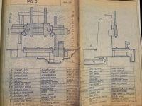 Verticale turret draaibank CKD Blansko SK 50 1963-Foto 13