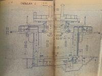 Verticale turret draaibank CKD Blansko SK 50 1963-Foto 14