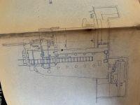 Verticale turret draaibank CKD Blansko SK 50 1963-Foto 16