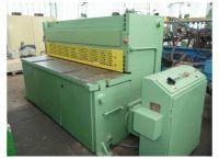 Hydraulic Guillotine Shear PIESOK NTE 2000/6,3C