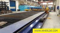 Punzonadora de torreta  CNC cutting machine  MG 10501