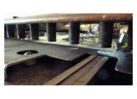 Hydraulic Guillotine Shear BEYELER CP 3100x16 1993-Photo 2