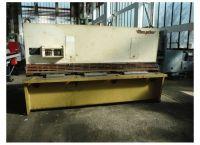Hydraulic Guillotine Shear BEYELER CP 3100x16 1993-Photo 4