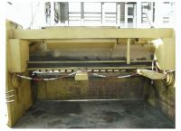 Hidraulic de forfecare ghilotina BEYELER CP 3100x16 1993-Fotografie 5