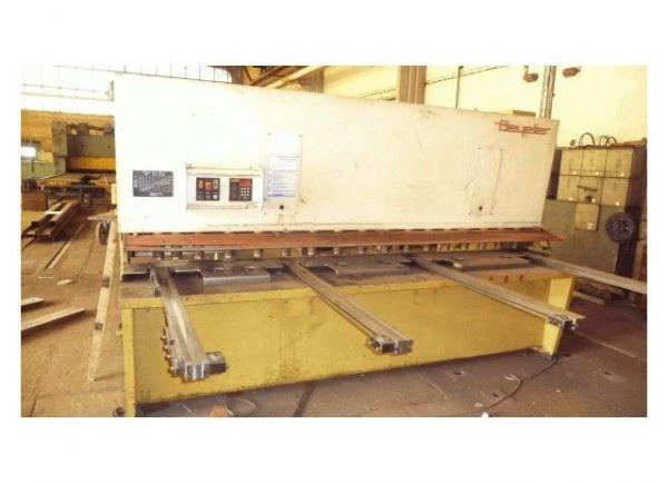 Hydraulic Guillotine Shear BEYELER CP 3100x16 1993