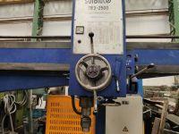 Masina de gaurit radial SORALUCE TR3-2500 1990-Fotografie 5