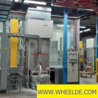 Punching Machine with Laser Complete Paint shop Complete Paint shop