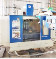 CNC Vertical Machining Center 0942 TWINHORN TAIWAN VK: 1055