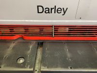Hydraulic Guillotine Shear DARLEY GS 2500 1998-Photo 6