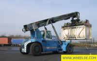 侧面叉车 Container REACH STACKER Brand FERRARI CVS A Container REACH STACKER Brand FERRARI CVS A