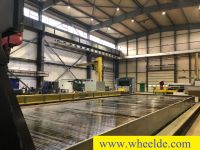 Centre d'usinage vertical CNC Water jet tci cutting l water jet tci cutting l