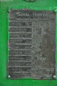 Eksentriske trykk SMERAL TRNAVA LENR 40 A 1990-Bilde 7