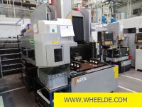 Horizontal Boring Machine CNC Tool Grinding Center ROLLOMATIC CNC 600 X b CNC Tool Grinding Center ROLLOMATIC CNC 600 X b