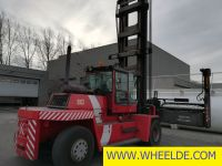 Zijdelingse belasting heftruck Container handler Kalmar MWV DCD 70 – 35 a container handler Kalmar MWV DCD 70 – 35 a